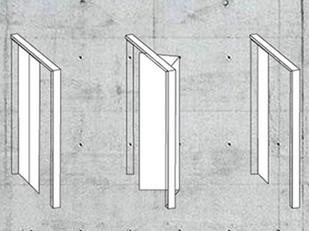 Come scegliere l\'apertura delle porte - Carboni Porte